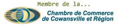 membre Chambre de Commerce de Cowansville et Région
